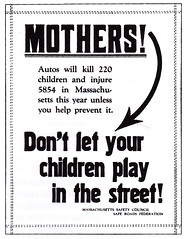 Massachusetts Safety Council July 1923