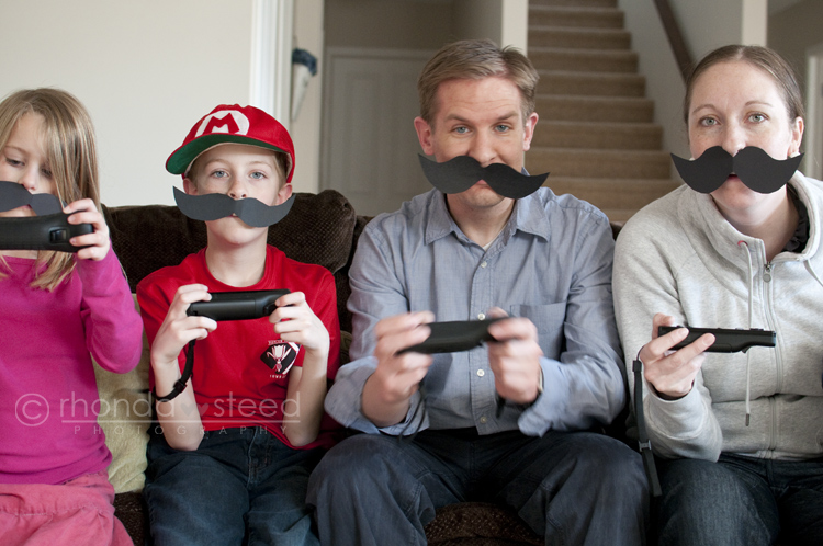 Our Year in Photos: Mario