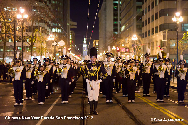 Chinese New Year Parade San Francisco 2012