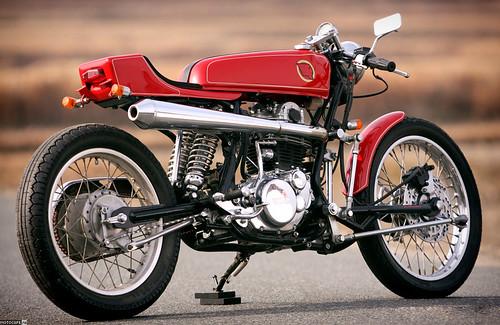 """""""No.019"""" Skull Motorcycles"""