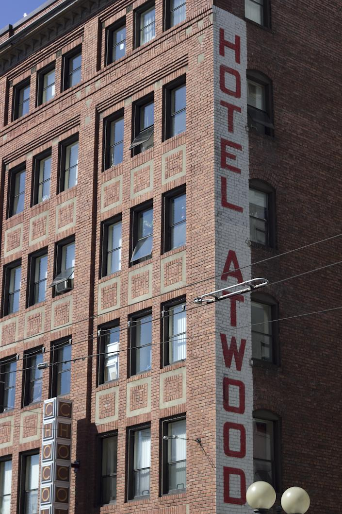 Hotel Atwood.