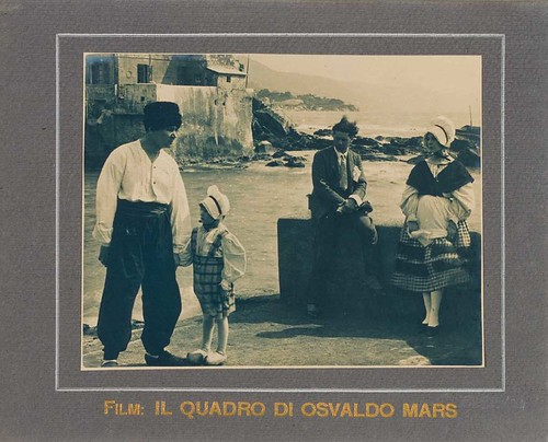 Domenico Serra, Il Quadro di Osvaldo Mars