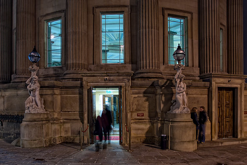 North Entrance Hall,St George's Hall, Liverpool