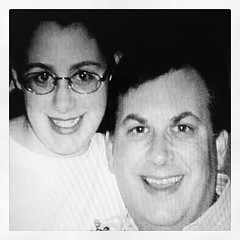 Feb 13, 2012 - my dad's birthday (this is us 12 years ago)!