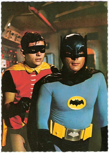 Batman and Robin by Truus, Bob & Jan too!