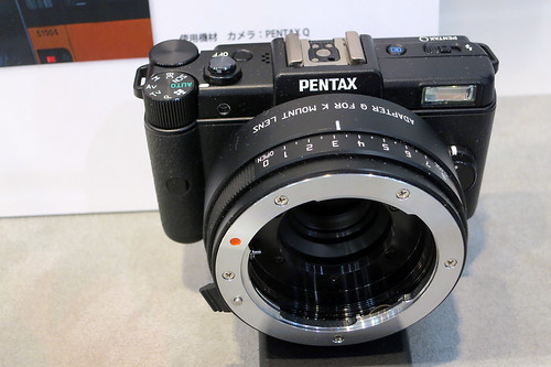 CP+2012-PENTAX-Q-AdapterQforKMountLenses-IMG_1415