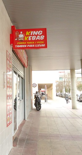 Zaragoza | King Kebab | Exterior