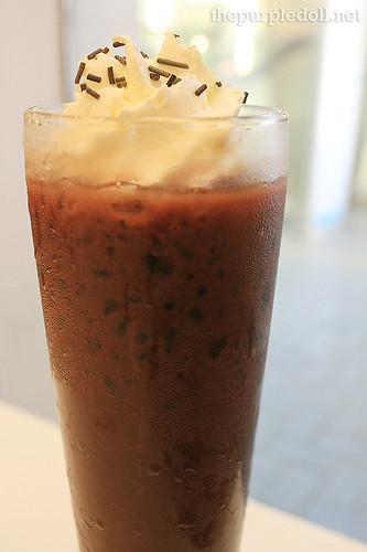 Iced Choc-o-Latte P125