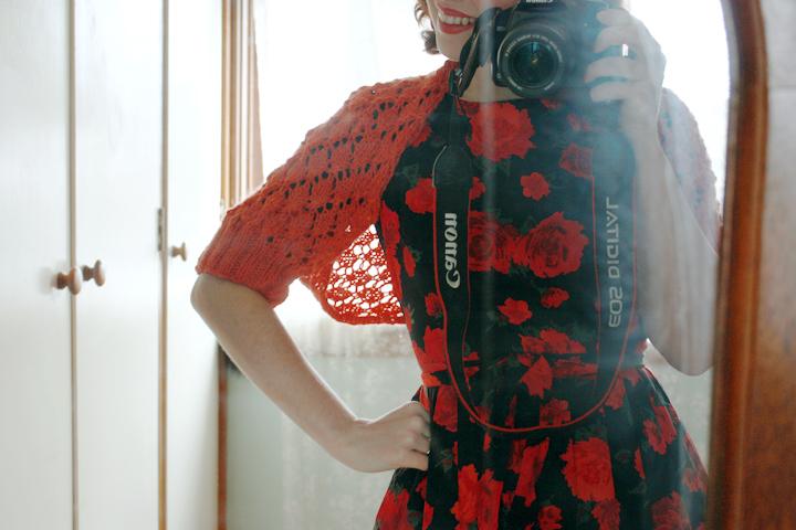 rose dress a