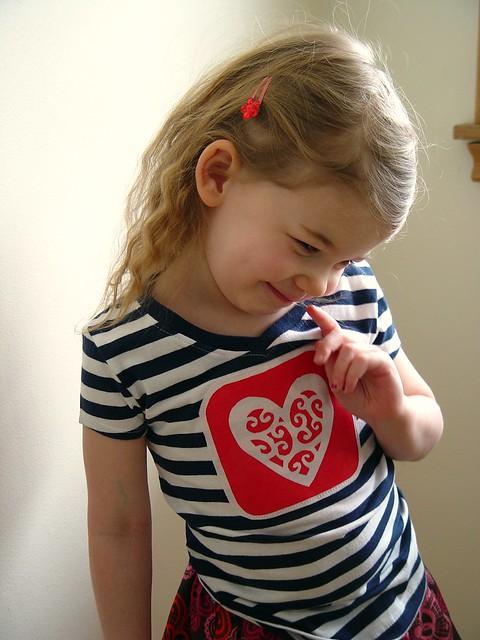 Valentine shirt 2