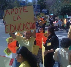 LAUSD arts education advocacy