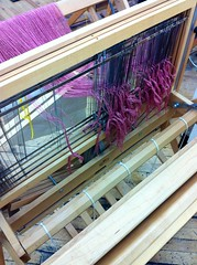 art(1.0), weaving(1.0), loom(1.0), wood(1.0),