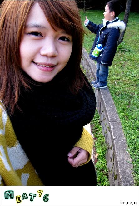 【遊記】陽明山國家公園|櫻花乍現在粉紅意境的花花世界05