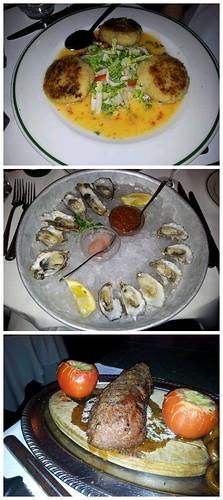Anniversary Dinner @ The Met