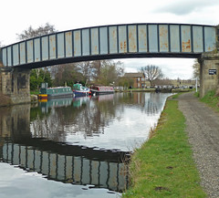 Birkwood Bridge on the Aire and Calder Navigation by Tim Green aka atoach