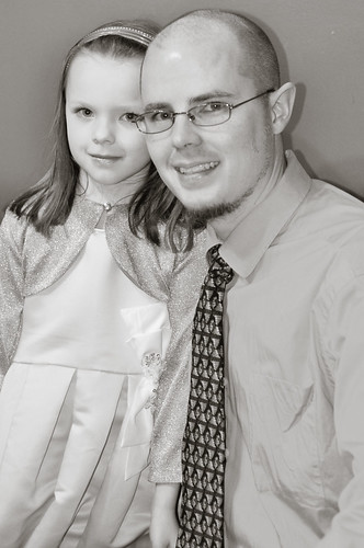 Izzy and Daddy | Father/Daughter Dance | 02/10/12