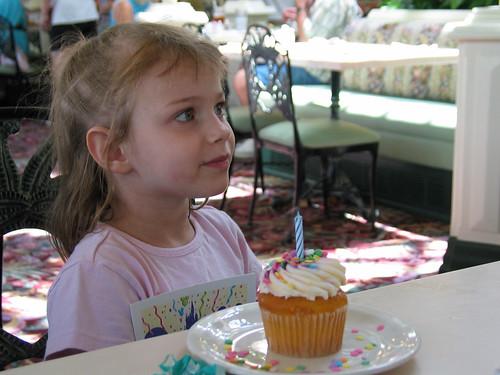 Megan's 5th Birthday