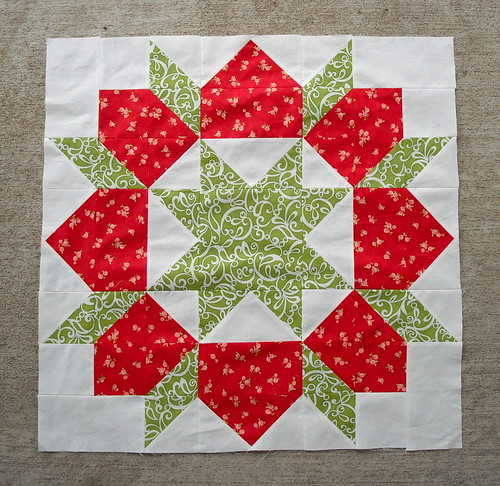 Swoon Block 3 by jenniferworthen