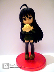 Figure Figumate Shakugan no Shana II - Shana Figure with Melon Bread