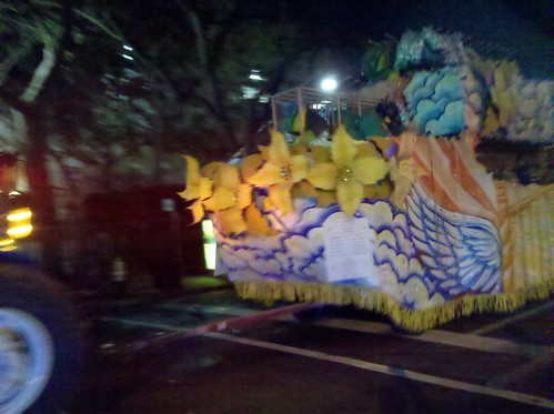 Endymion floats