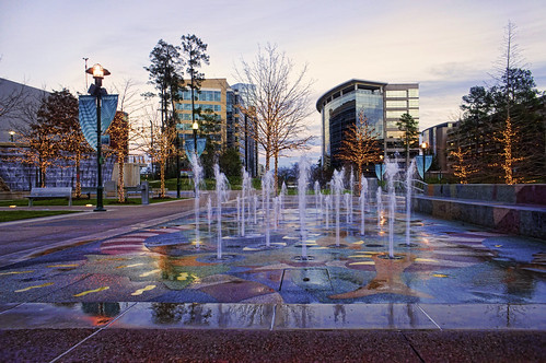 The Fountains at Waterway Square