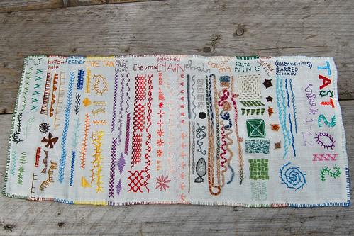 tast 2012 #13 week 1-12 sampler
