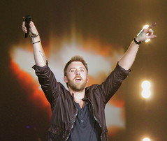 Charles Kelley lights