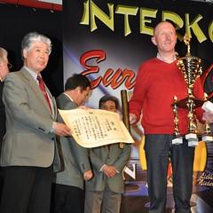 Winnaar van de Interkoi 2012: Jean Hoorne