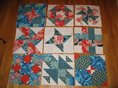 Sew. Happy. Quilt blocks!
