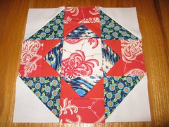 Sew. Happy. Quilt, Churn Dash Redux