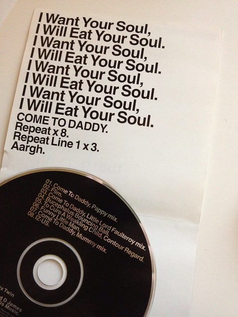 Aphex Twin - Come to Daddy Lyrics | Musixmatch