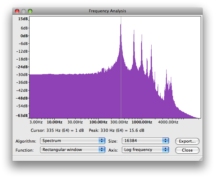 OPEN URBANISM: How to do Pitch Analysis in Audacity