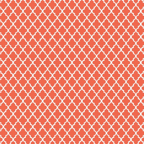 3-papaya_solid_MOROCCAN_tile_melstampz_12_and_half_inch_SQ_350dpi