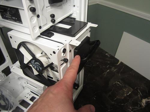 hard drive bays