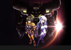 120221(1) - 電視動畫版《トータル・イクリプス Total Eclipse》預定夏天開播,主角聲優陣容搶先公開!