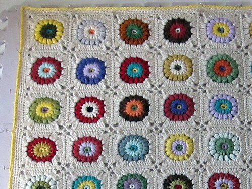 Sunshine Day Baby Afghan