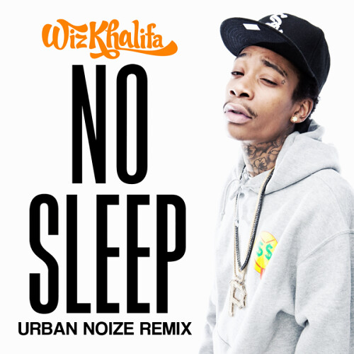 No Sleep (Urban Noize Remix) 500 x 500