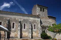 Eglise de Romestaing - Photo of Masseilles