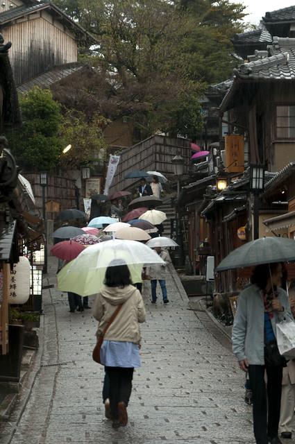 京都 清水寺周辺