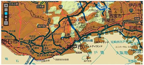 エリアマップ(関西):サービスエリア | ソフトバンクモバイル