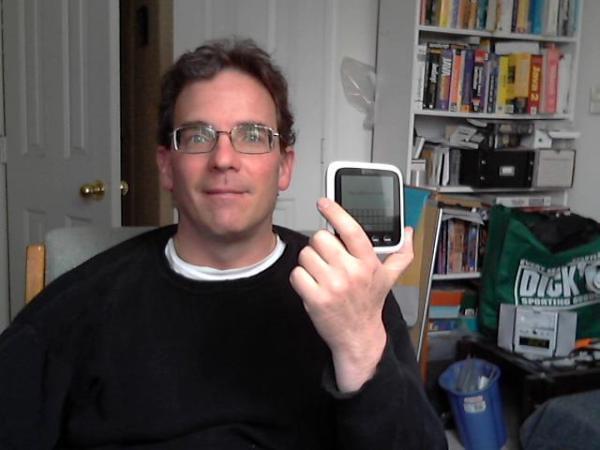 Me, April 2012