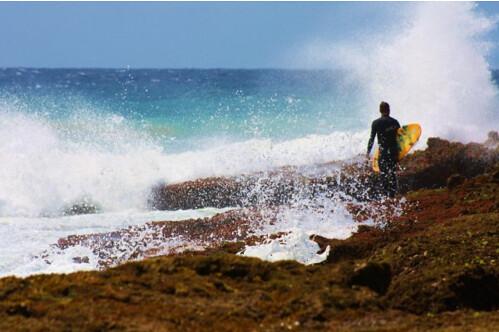 Mozambique Surf Lodge