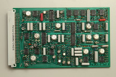 Synte 2 second analog synthesizer board
