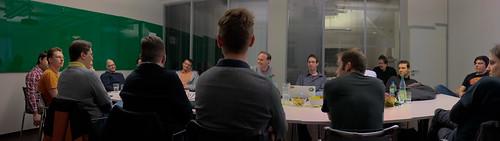 2. Treffen der Softwerkskammer RheinMain bei Namics.