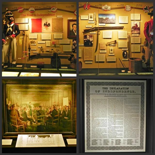 Washington_Texas_Museum_Collage