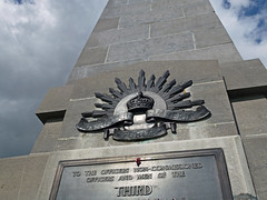 Third Australian Division Memorial, Sailly–le–Sec