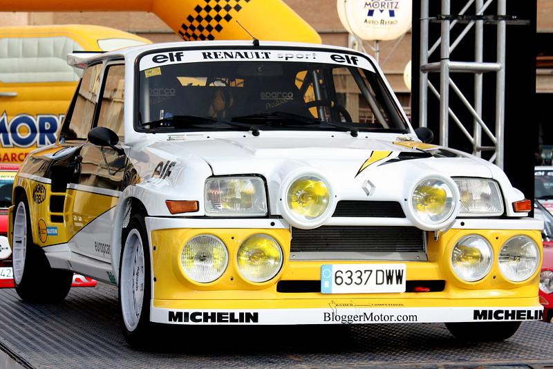 Renault Maxi Turbo III