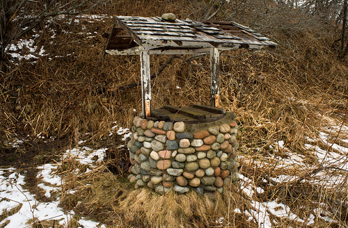 The Wishing Well of McLarens Beach, Saint John, N.B.