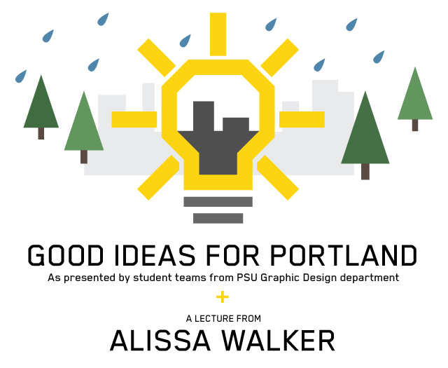 I'm coming back to Portland for a talk on March 14! See you there?