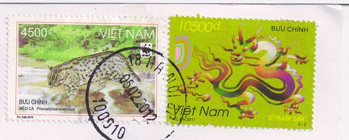 Vietnam Stamps
